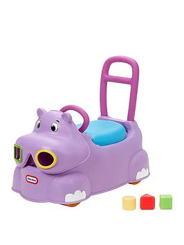 Little Tikes Little Tikes Scoot Around Animals  Hippo