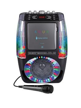 the-singing-machine-sml605-agua-black
