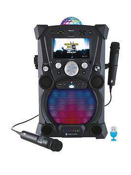 The Singing Machine The Singing Machine Sdl9035  Carnaval Black