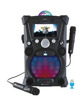 The Singing Machine The Singing Machine Sdl9035  Carnaval Black