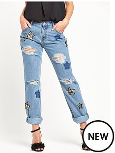 glamorous-star-sequin-jean