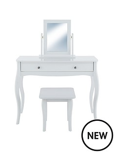 baroque-dressing-table-stool-amp-mirror