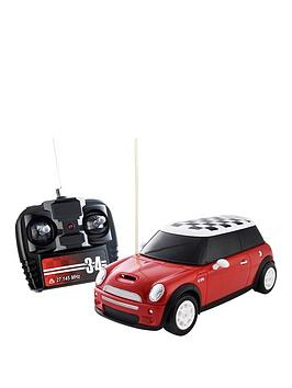early-learning-centre-remote-control-mini-cooper