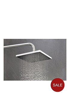triton-kelsey-fixed-shower-head-chrome