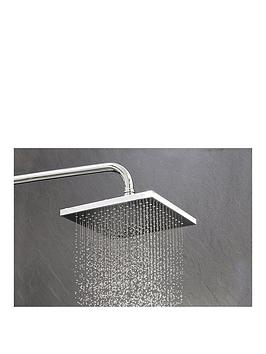 Triton Kelsey Fixed Shower Head  Chrome