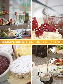 Virgin Experience Days Champagne Afternoon Tea For Two Collection