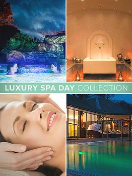 Virgin Experience Days Luxury Spa Day Collection
