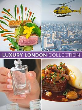 Virgin Experience Days The Luxury London Collection