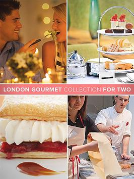 virgin-experience-days-london-gourmet-collection-for-two