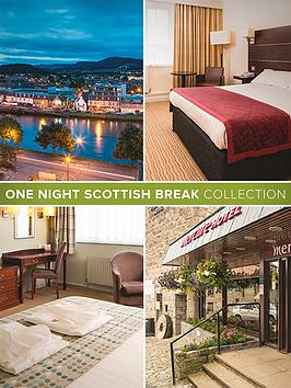 Virgin Experience Days One Night Scottish Break Collection