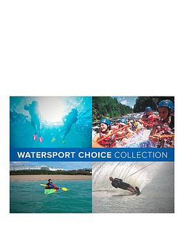 virgin-experience-days-watersport-choice-collection