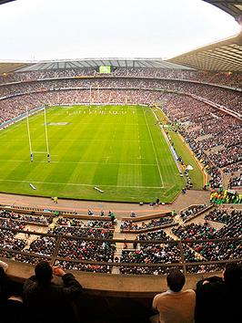 Virgin Experience Days Family Twickenham Stadium Tour