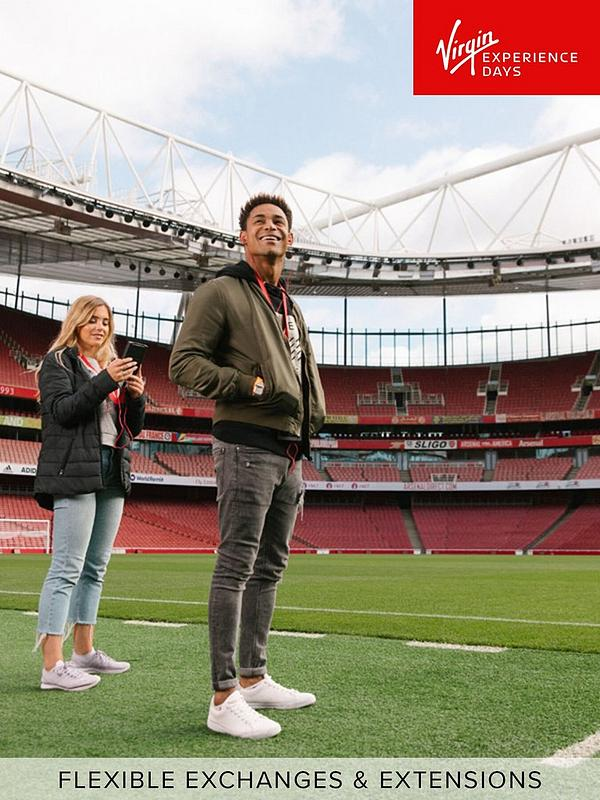 Virgin Experience Days Arsenal Fc Stadium Tour For Two Littlewoods Com