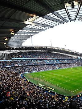Virgin Experience Days Manchester City Football Stadium Legends Tour And Lunch