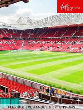 Virgin Experience Days Manchester United Football Club Stadium Tour With Meal In The Red Caf&Eacute For Two