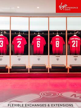 Virgin Experience Days Manchester United Stadium Tour For Two Adults
