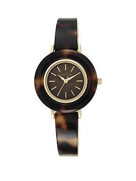 anne-klein-anne-klein-chocolate-dial-brown-resin-bracelet-ladies-watch