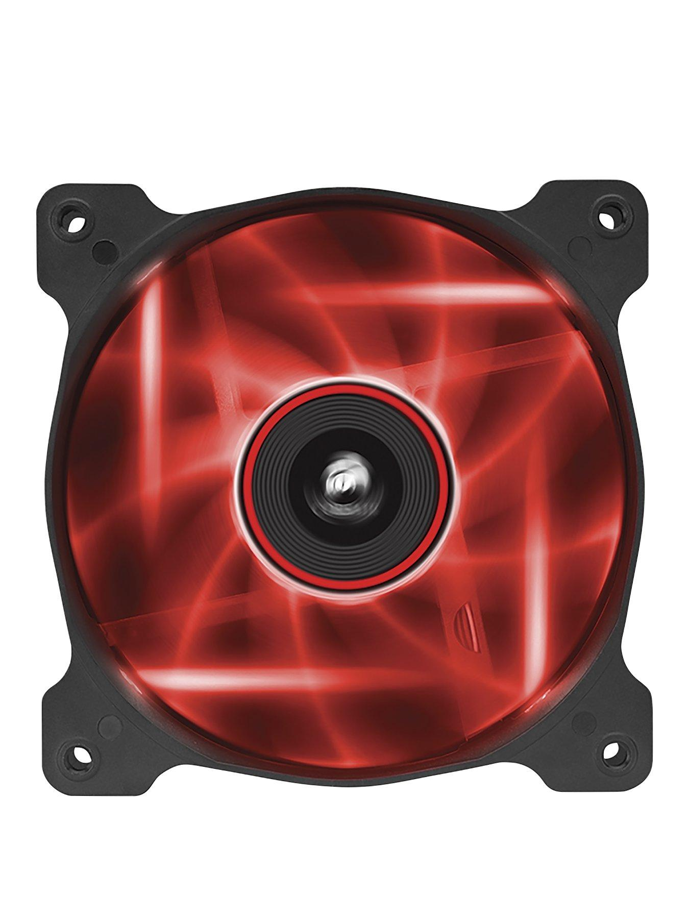 Compare prices for Corsair Af120 Led Red Fan Dual Pack