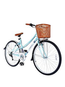 Universal Chic Ladies Hybrid Bike 18 Inch Frame