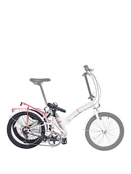 Universal Wayfarer Folding Bike 13 Inch Frame
