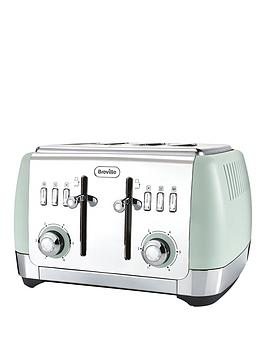 Breville Strata Green 4Slice Toaster