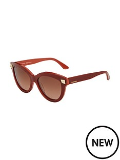 valentino-rockstud-cateye-sunglasses-red
