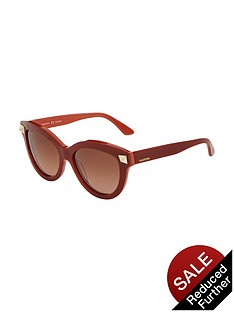 valentino-rockstud-cateye-sunglasses-red