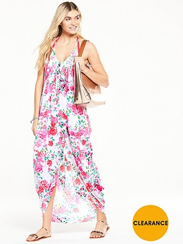 v-by-very-cocoon-beach-dress