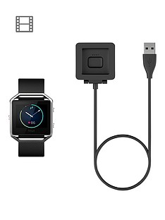 fitbit-blaze-black-charging-cablenbspfitness-tracker-not-included