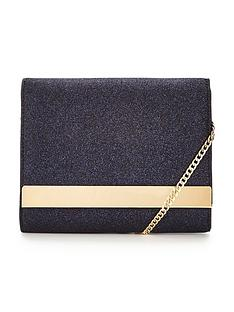 v-by-very-mini-shoulder-chain-metallic-clutch-bag