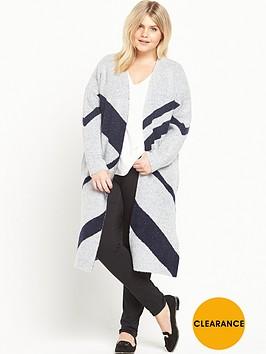 ri-plus-oversized-printed-cardigan