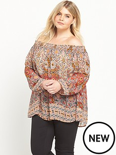 ri-plus-red-paisley-print-top