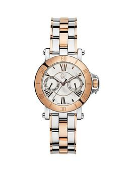 guess-gc-femme-white-mother-of-pearl-two-tone-rose-plated-bracelet-ladies-watch