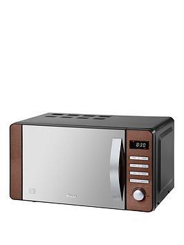 Swan 20Litre Digital Microwave  Copper