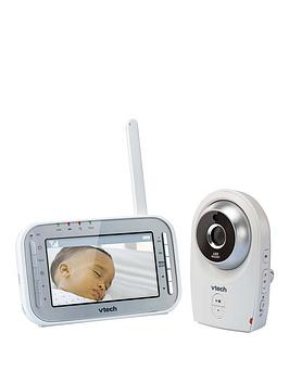 vtech-safe-amp-sound-white-noise-video-baby-monitor-bm4400-vm341