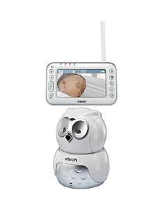 vtech-safe-amp-sound-owl-pan-amp-tilt-baby-monitor-bm4600-vm344