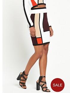 river-island-knitted-colour-block-skirt