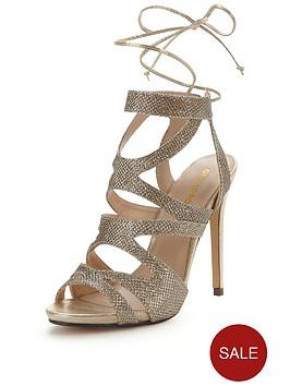 glamorous-cut-out-heeled-sandal
