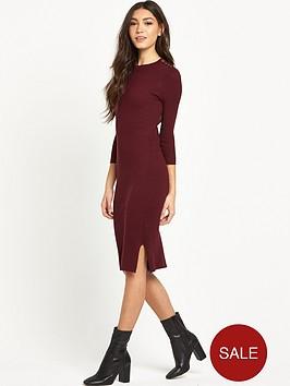 river-island-knitted-midi-dress