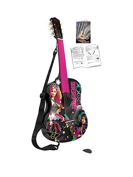 barbie-acoustic-guitar
