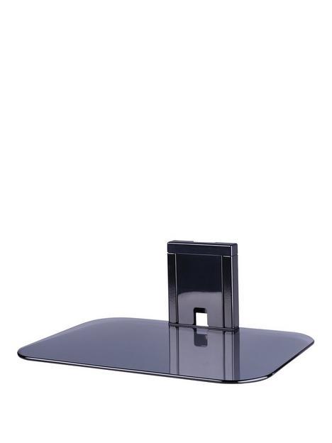 sanus-single-column-av-component-system-with-one-shelf