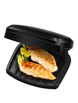 George Foreman 23400 2Portion Compact Grill