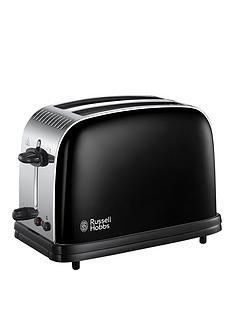 russell-hobbs-23331-colours-plus-2-slice-toaster-black