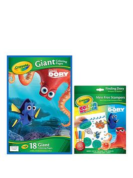crayola-finding-dory-colouring-bundle