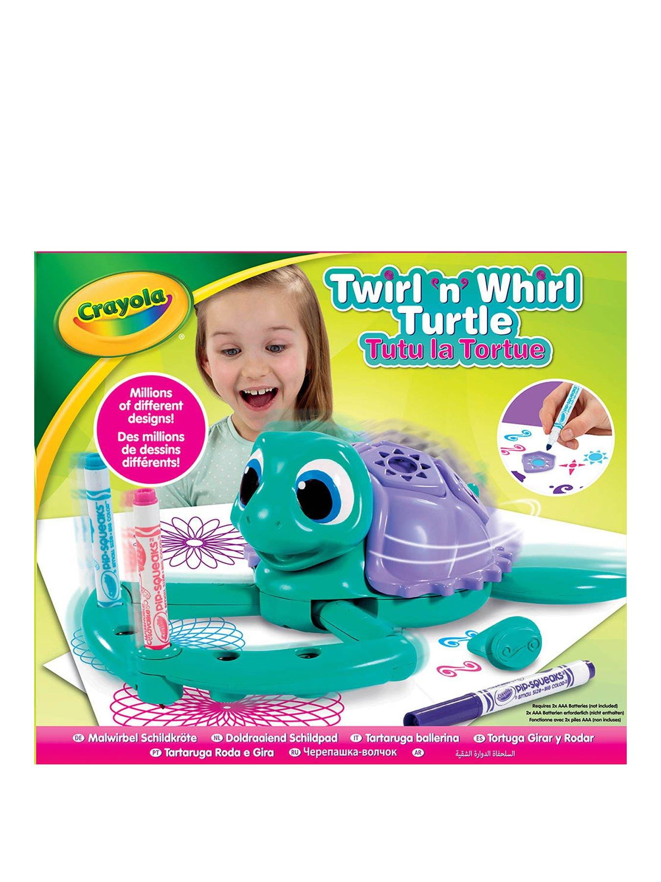 Compare prices for Crayola Twirl N Whirl Turtle