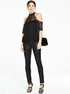 v-by-very-lace-halterneck-cold-shoulder-topnbsp