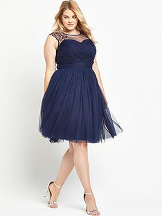 little-mistress-curve-sheer-midi-dress