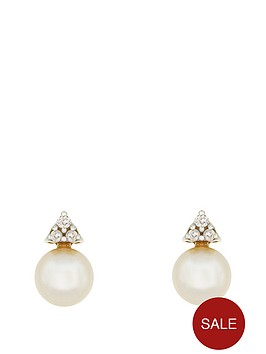 love-gem-9ct-yellownbspgold-diamond-freshwater-pearl-stud-earrings