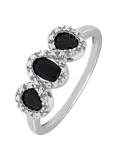 love-gem-9ctnbspwhite-gold-black-sapphire-and-diamond-set-trilogy-ring