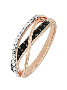love-gem-9ctnbsprose-gold-black-sapphire-and-diamond-crossover-ring